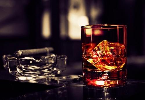 Алкоголь — растворитель жизни