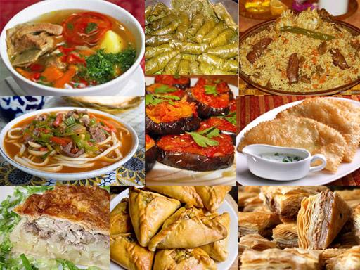 И все это и множество других оригинальных блюд можно попробовать в кафешках и ресторанчиках, которых огромное множество в Крыму