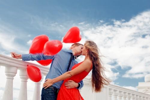 Праздник всех влюбленных для двоих