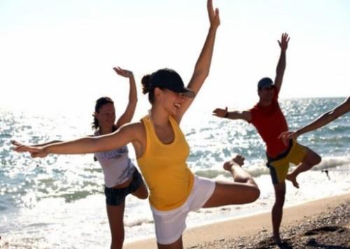 Новое веяние - фитнес-туры