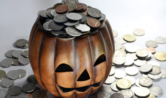 Как заработать на Хеллоуин