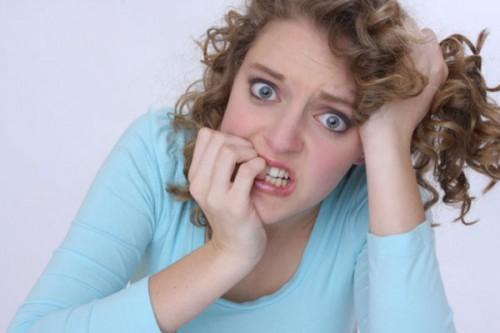Как быстро снять нервное напряжение?