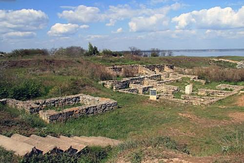 Украина. Ольвия – счастливые скифы и дальновидные греки