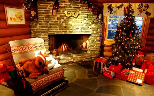 Добрый семейный праздник - рождество