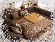 Зима под одеялом